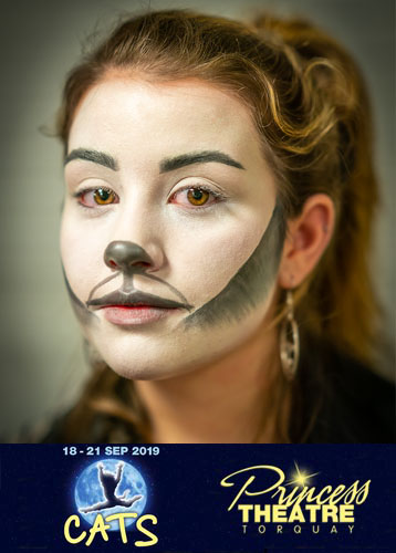 CATS Musical production Portrait