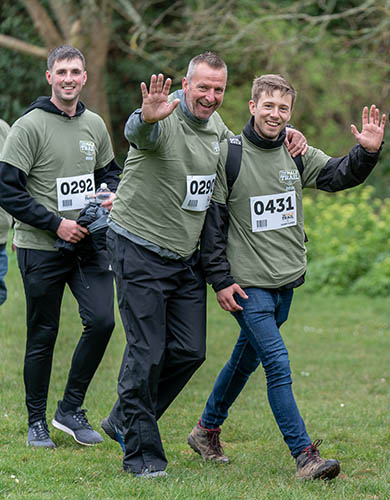 Rowcroft Hospice Male Trail 2019.