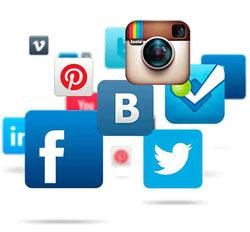 Social media tips.