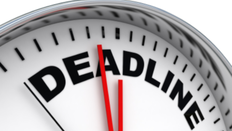 Deadlines and timescales