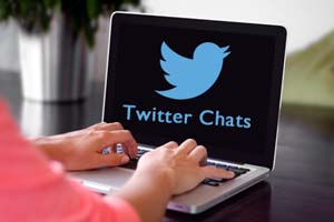 All about Twitter Chats.