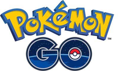 Pokemon GO logo.