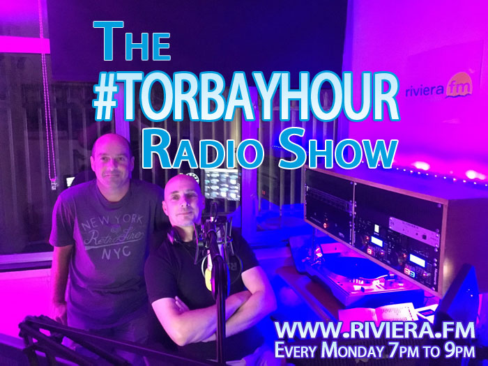 Torbay Hour radio show team