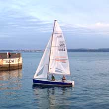 Devon Sailing.