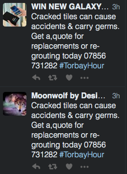 Twitter Copy Bot
