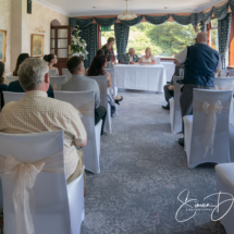 Gipsy Hill Hotel reception