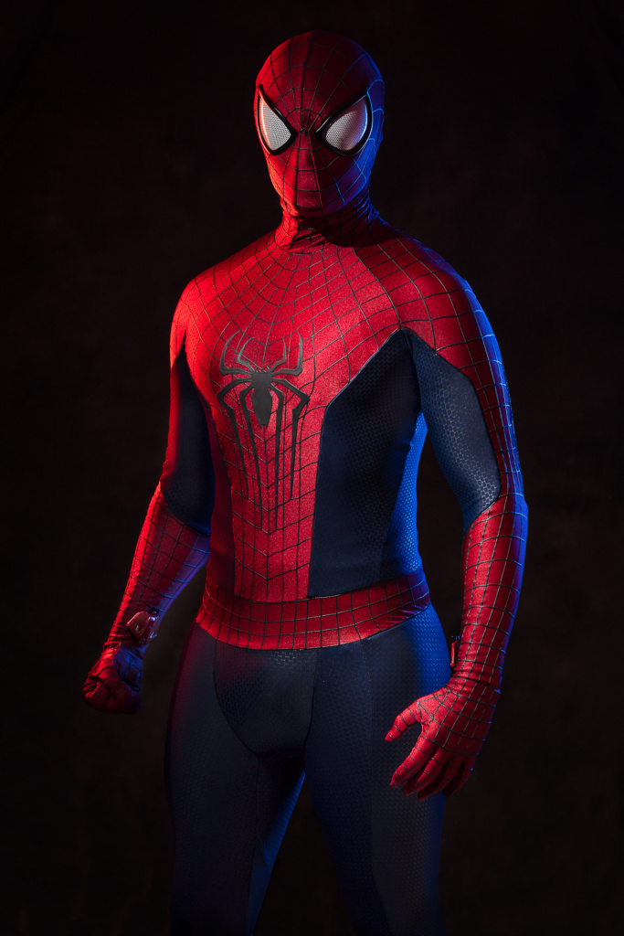 Spiderman with Speedlights