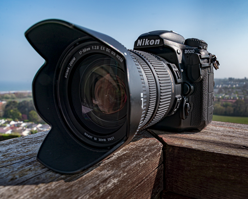 Nikon D500 for event photography
