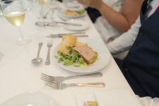 Wedding dinner at the Osborne Hotel