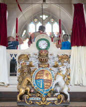 Church bell ringing